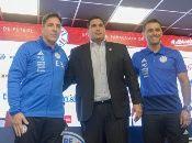 Berizzo (i) viene de ser despedido del equipo español Athletic de Bilbao el pasado diciembre.