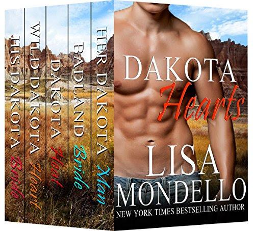 Cover for 'Dakota Hearts Boxed Set (Books 1-5)'