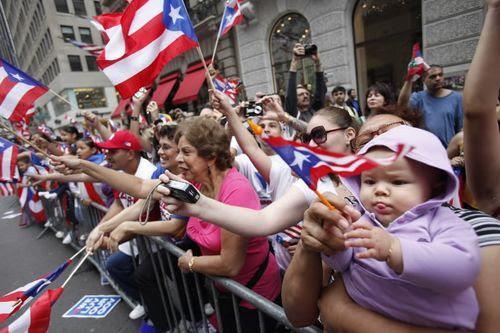 Puerto Rican Parade 2009