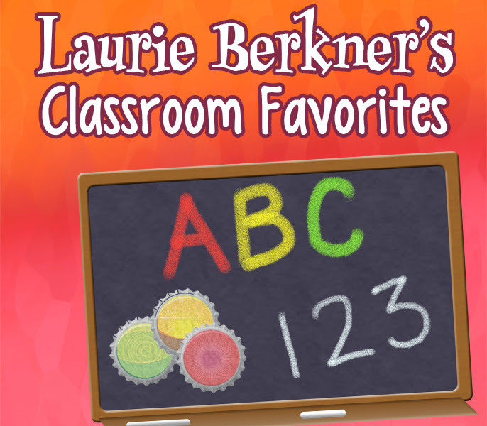 Laurie Berkner s Classroom Favorites Cover Art RGB