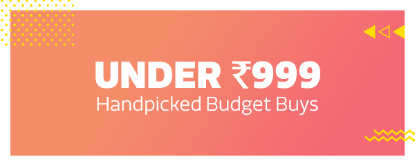 Offers under Rs.999