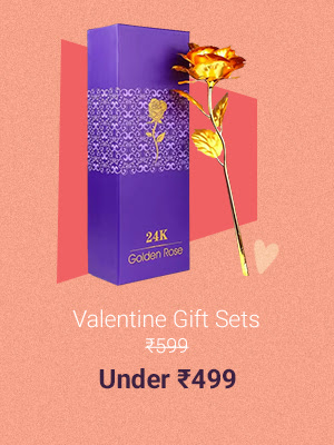 Valentines Gift Sets under Rs.499