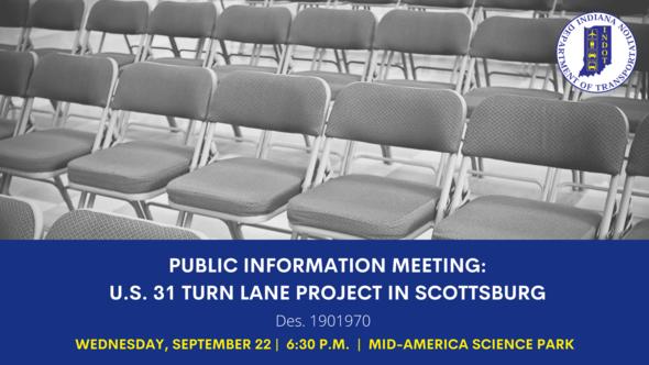 US 31 Turn Lane Project - Scottsburg