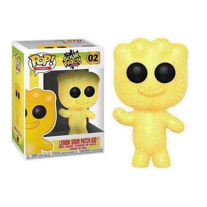 Image of Pop! Candy: Sour Patch Kids Lemon Sour Patch Kid - FEBRUARY 2019