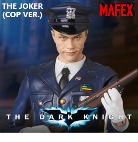 DARK KNIGHT, & BATMAN BEGINS MAFEX