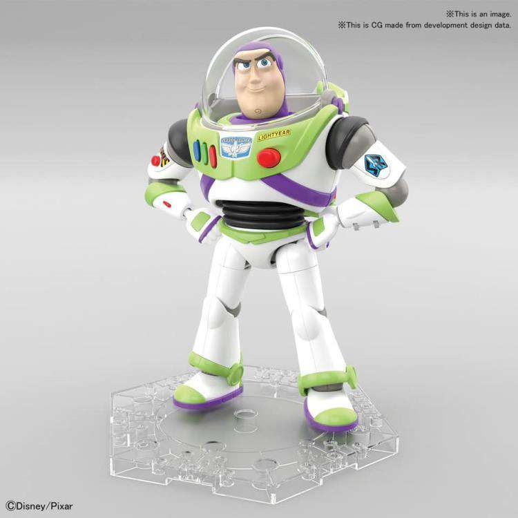 Image of Toy Story Cinema-rise Buzz Lightyear Model Kit - AUGUST 2019