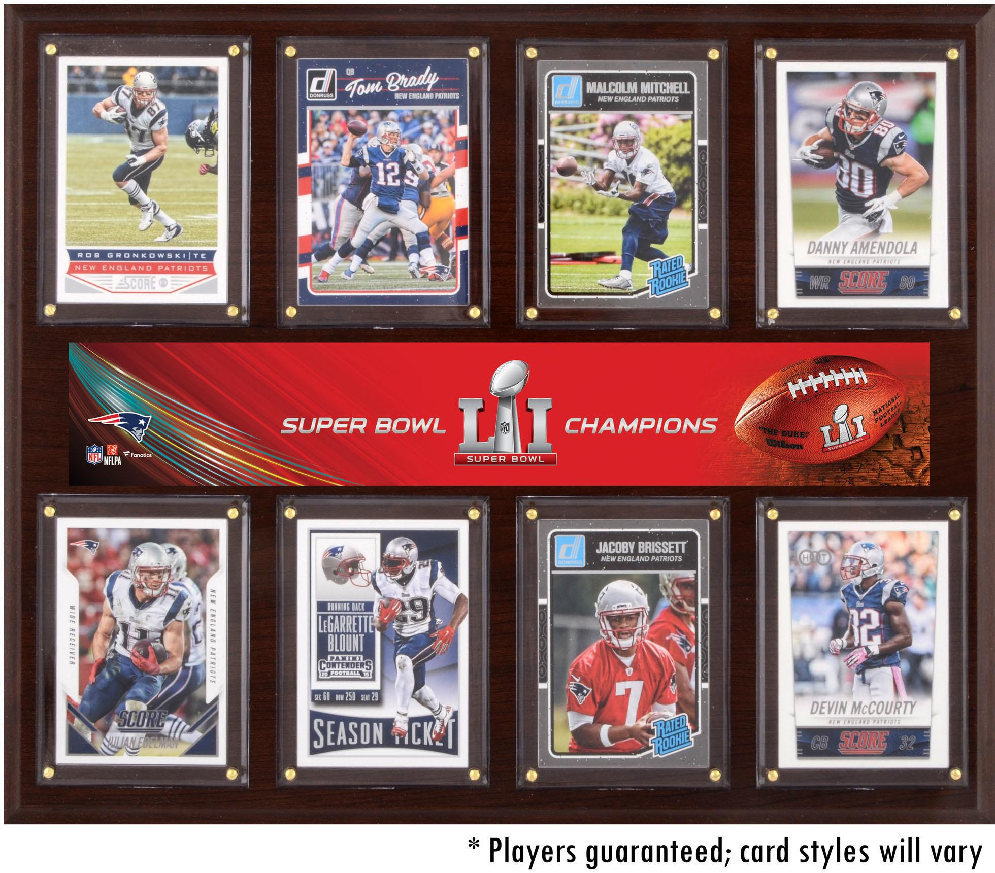 Sports Memorabilia - New Engla...