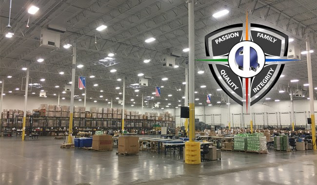 Quality One's 120,000 square foot temperature-controlled warehouse has significant capacity available to assist Orlando area businesses with crucial supply chain services, including warehousing, logistics, and pick, pack & ship services.