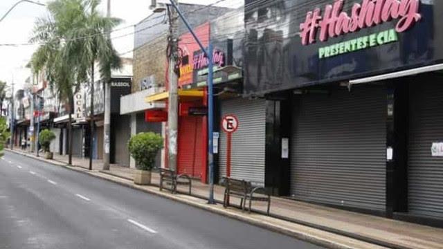 Araraquara implanta barreiras, fecha postos e suspende transporte para frear a Covid