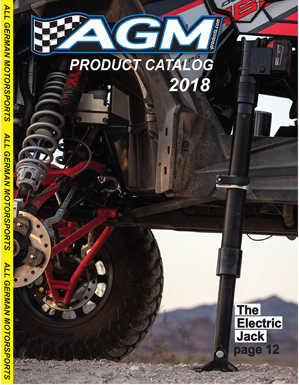 AGM product catalog