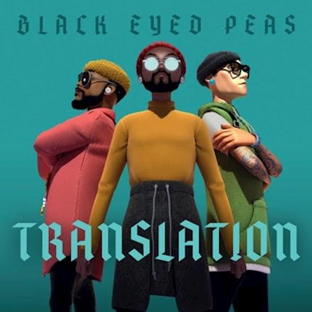 Cover Album Black Eyed Peas