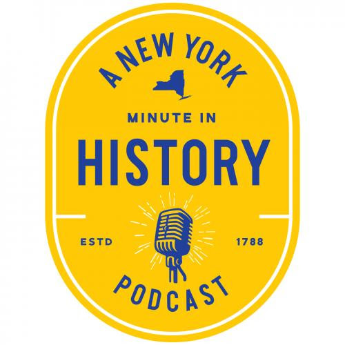 A New York Minute in History podcast