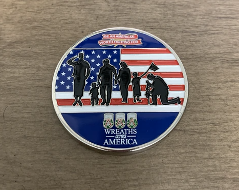 Challenge Coin 2020