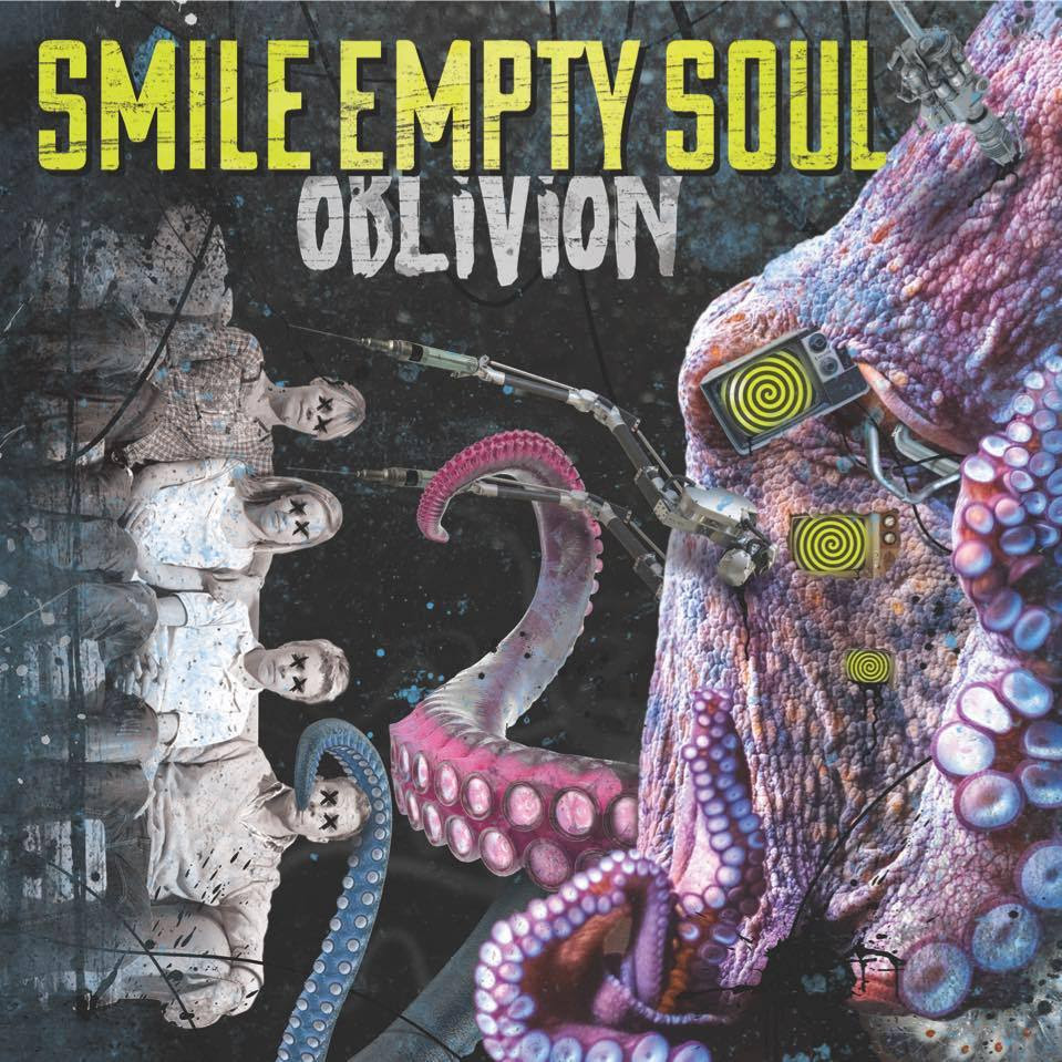 smile empty soul oblivion cover art