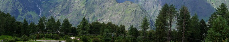 ... view from Auli