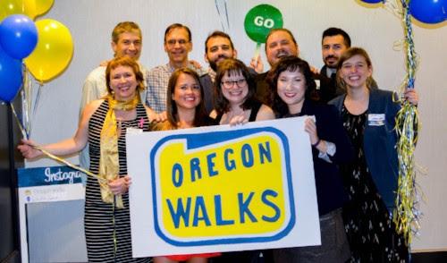Oregon Walks Board & Staff 2017