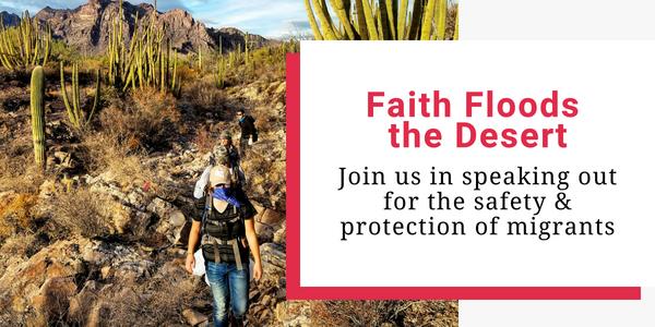 Faith Floods the Desert