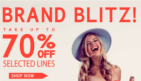 Save Up to 70% OFF Selected Brands + Free Standard Delivery On All Orders Over $30 at Box13.com.au