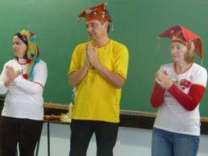 Casa do Contador de História tem cinco cursos por ano (Foto: Bibiana Dionísio/ G1)