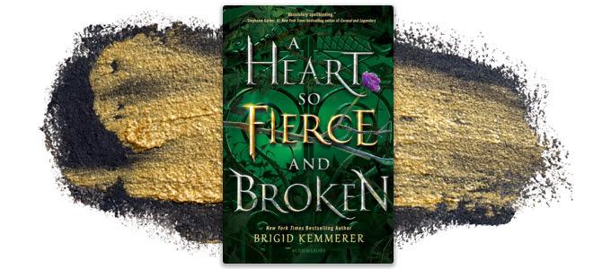 Brigid Kemmerer Interview