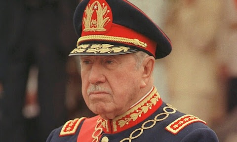 1274 - Pinochet Directly Ordered Killing on US Soil of Chilean Diplomat, Papers Reveal