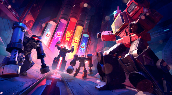 Transformers News: Transformers: Earth Wars Event - Ultimate Weapon