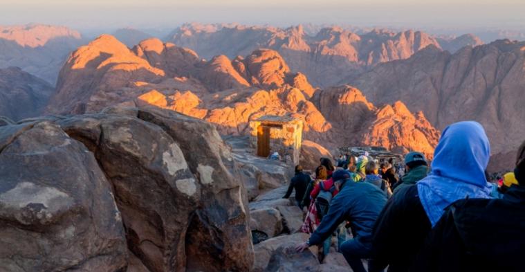 Arqueólogo diz que encontrou local onde Deus falou com Moisés pela primeira vez