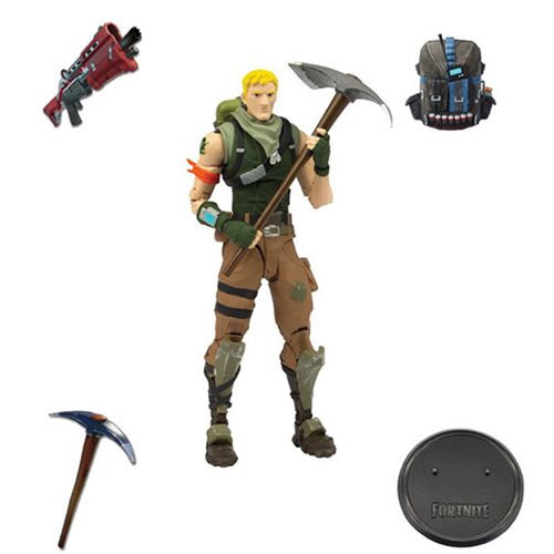 "Image of Fornite Series 1 Jonsey 7"" Action Figure - JULY 2019"