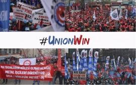 Сила единства: Турецкие металлисты добиваются повышения зарплаты