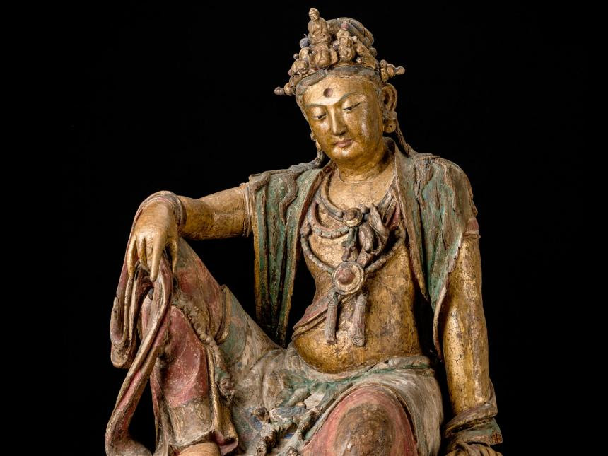 Image of Guanyin, Bodhisattva of Compassion