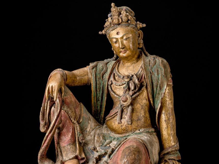 Image of Guanyin, Bodhisattva of Compassion