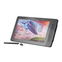 """Monoprice MP USB Powered 15.6"""" IPS 1080p FHD Graphic Pen Display Tablet, HDMI"""