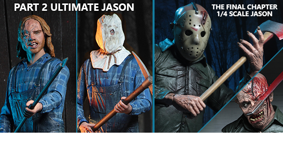 Friday the 13th Figures