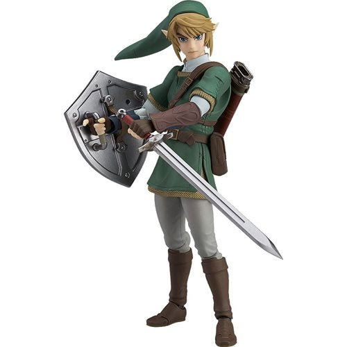 Image of The Legend of Zelda: Twilight Princess Link DX Edition Figma Action Figure - MARCH 2021