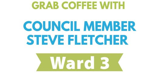 coffee with your council member logo