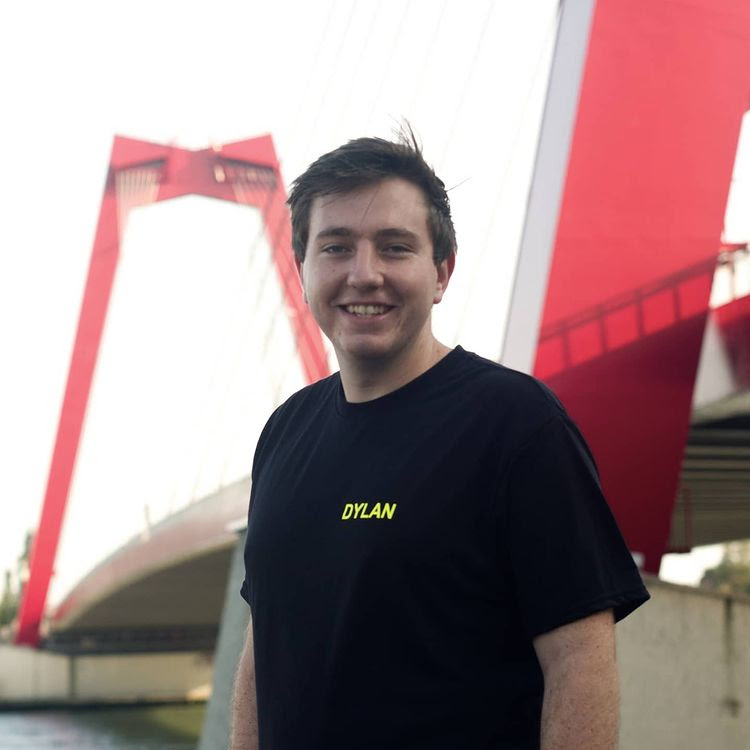 Dylan, Race Secretary & Vice-President of the 31st Board of the EUR-Roadrunners