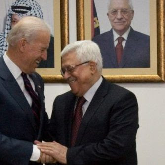Mar Biden and Abbas