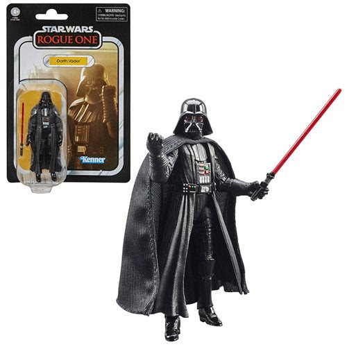 Image of Star Wars The Vintage Collection Darth Vader (Rogue One) 3 3/4-Inch Action Figure - JANUARY 2021