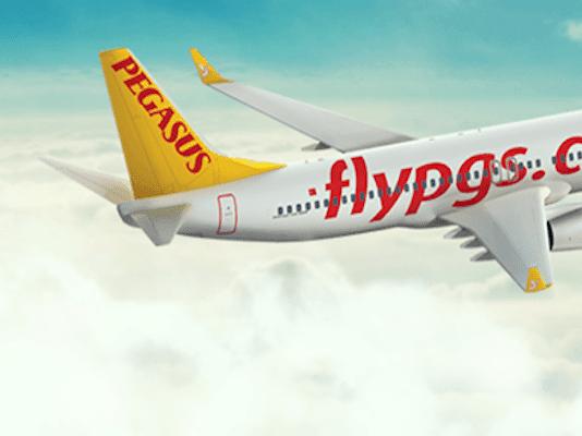 Pegasus'tan yurt disi uçuslar için bahar kampanyasi