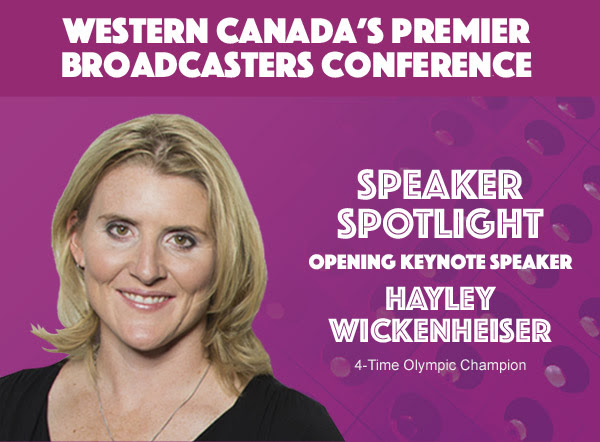 Western Canada's Premier Broadcasters Conference
