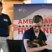 This Airman Just Gave Her Military Dog a Second Chance at Life
