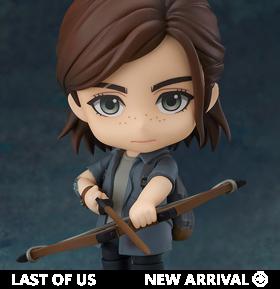 The Last of Us Part II Nendoroid No.1374 Ellie