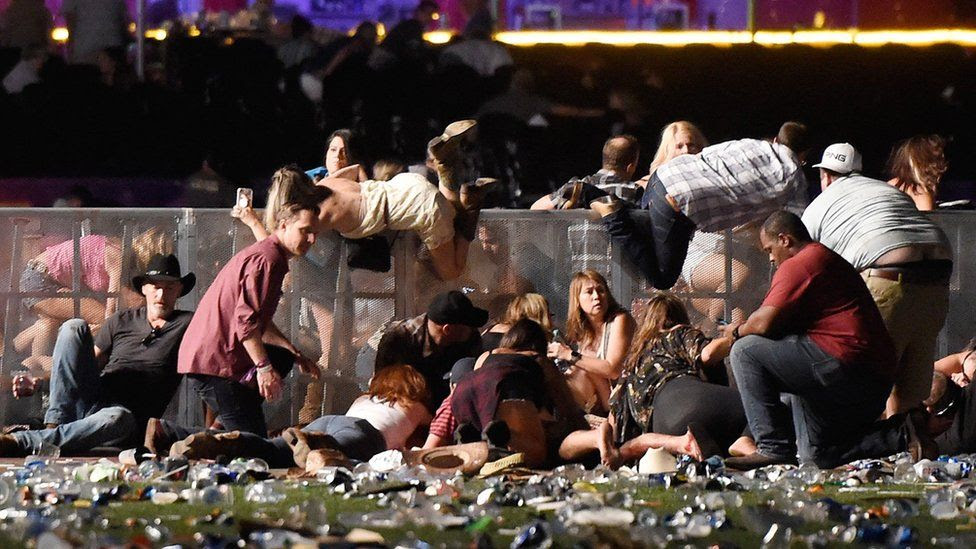 Las Vegas Massacre: Here's Who and Why They Did It