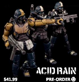 Acid Rain B2Five