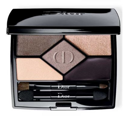Christian Dior – 5 Couleurs Eyeshadow Palette in Taupe Design