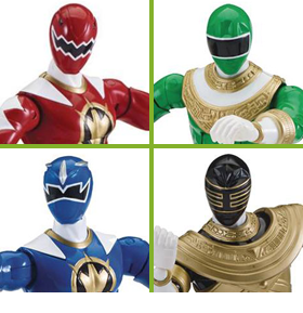 MIGHTY MORPHIN POWER RANGERS LEGACY WAVE 6