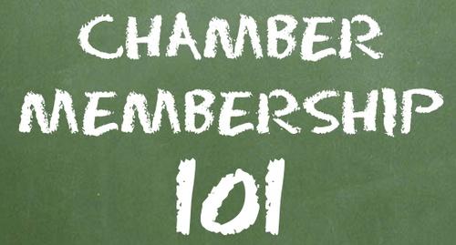 Chamber Membership 101