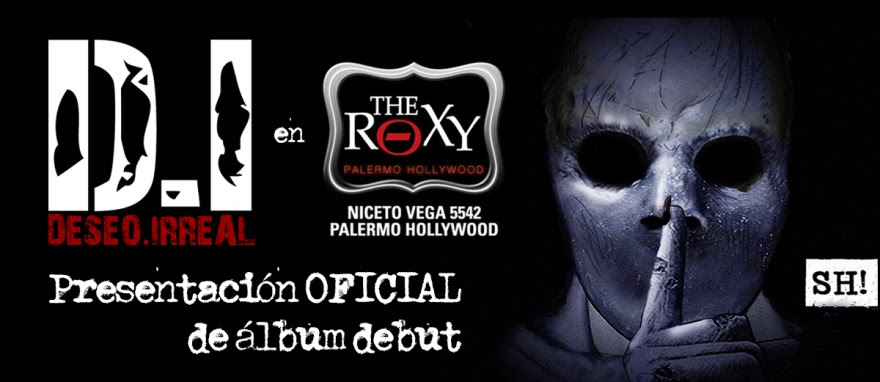 Flyer_DeseoIrreal_Roxy