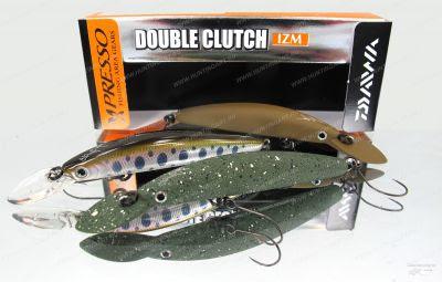 Воблер Daiwa Presso Double Clutch 60 F