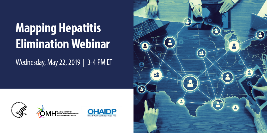 Mapping Hepatitis Elimination Webinar